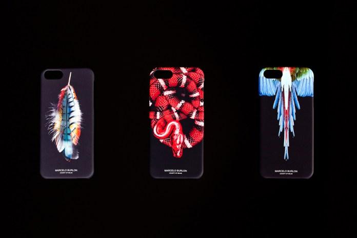 Highsnobiety x Marcelo Burlon iPhone 5 Cases