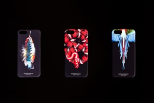 Highsnobiety x Marcelo Burlon iPhone 5 Cases