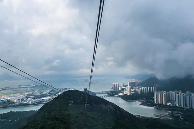 Hong Kong 2013 Hyperlapse Video
