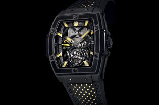 Hublot MP-06 Senna Tourbillon Watch