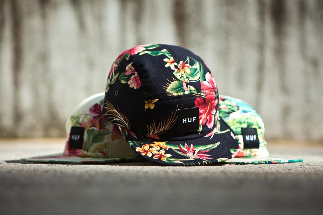 HUF 2013 Summer Headwear Collection