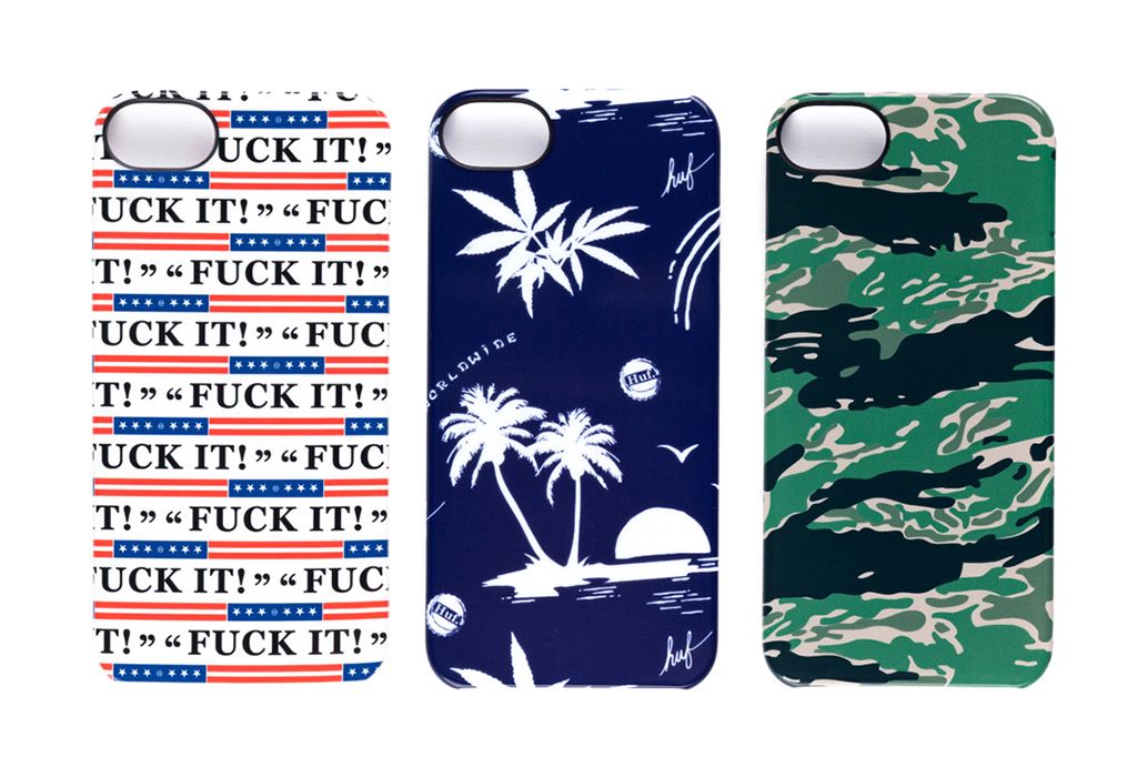 HUF x Incase Snap Case for iPhone 5