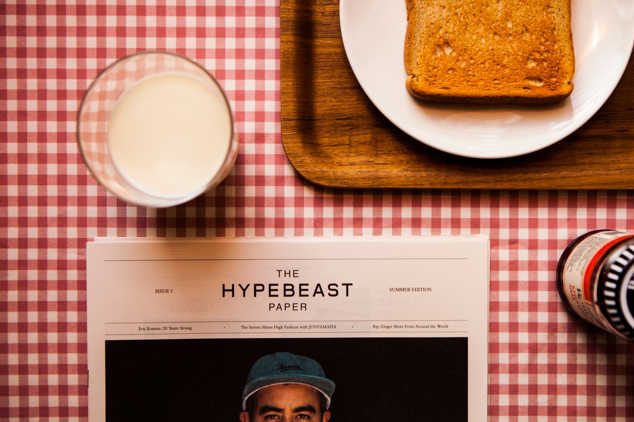 hypebeast paper issue 1 summer edition