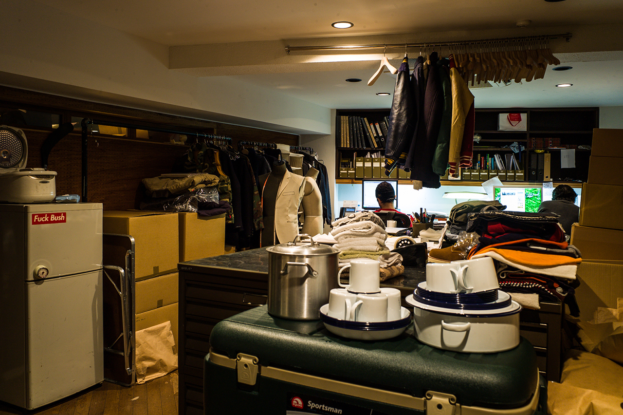 HYPEBEAST Spaces: A Last Look at the WTAPS Atelier