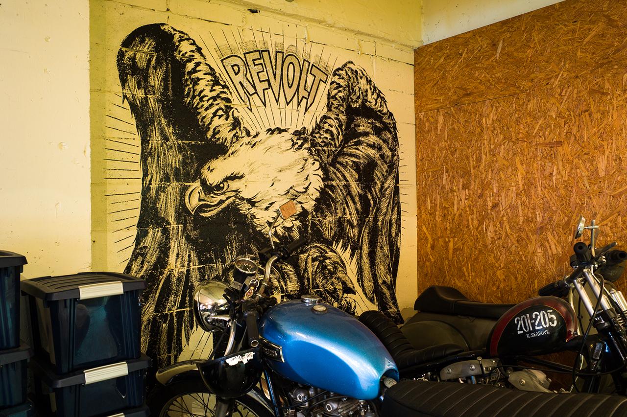 hypebeast spaces wtaps atelier