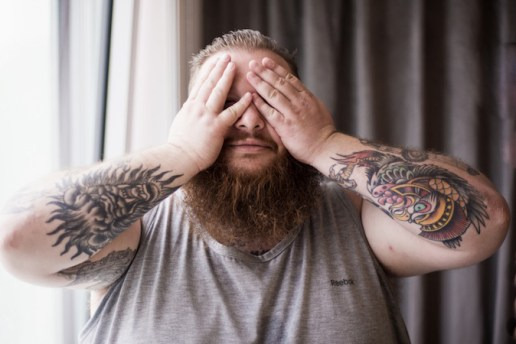 i-D Magazine: i-N Conversation with Action Bronson