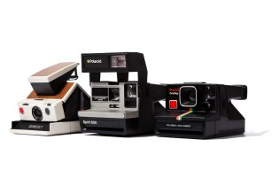 Impossible Refurbished Vintage Polaroid Cameras