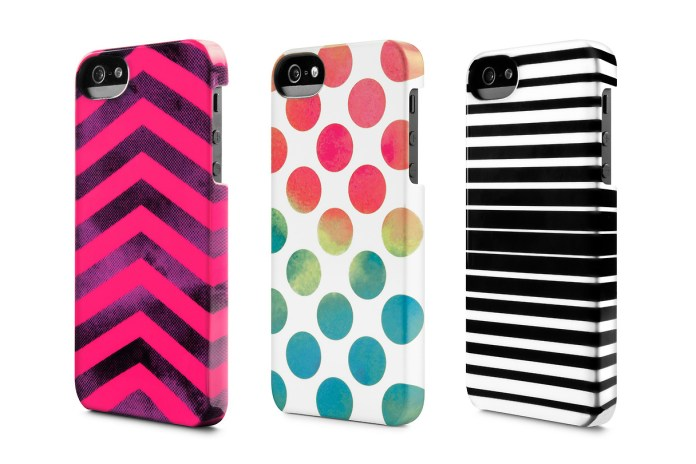 Incase iPhone 5 Graphic Snap Cases