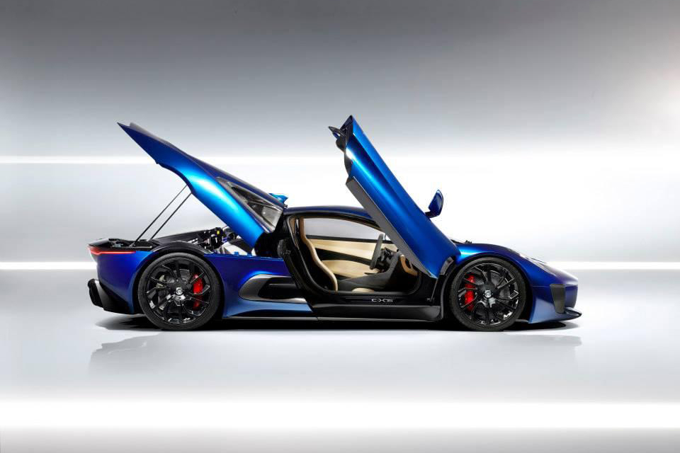 jaguar c x75 prototype