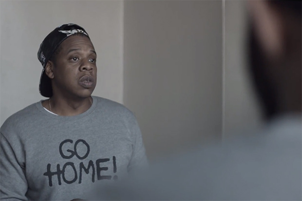 "Jay-Z's 'Magna Carta...Holy Grail' Samsung ""One to Many"" Commercial"