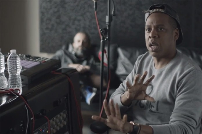 "Jay-Z Dissects ""Heaven,"" ""Oceans"" and ""Holy Grail"" from 'Magna Carta...Holy Grail'"