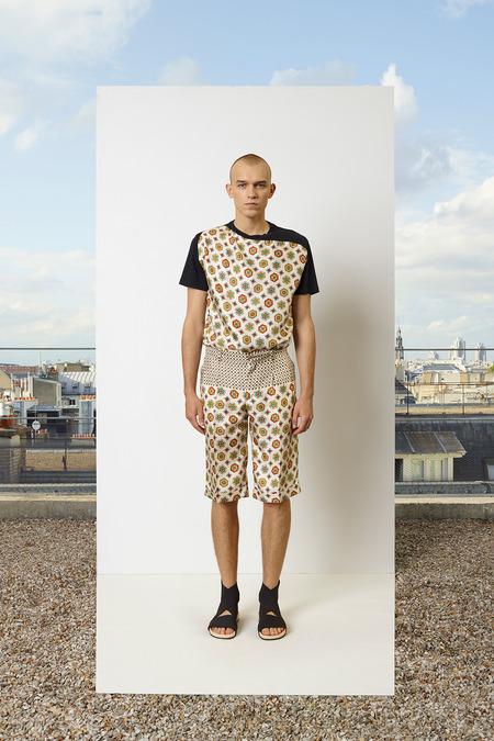 Jean Paul Gaultier 2014 Spring Lookbook