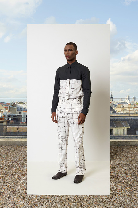jean paul gaultier 2014 spring lookbook