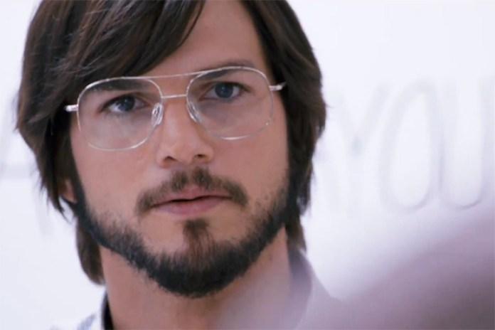 Watch the First Trailer for 'Jobs' Starring Ashton Kutcher