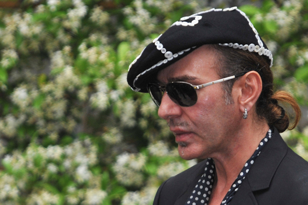 John Galliano's First-Ever Sober Interview with Vanity Fair
