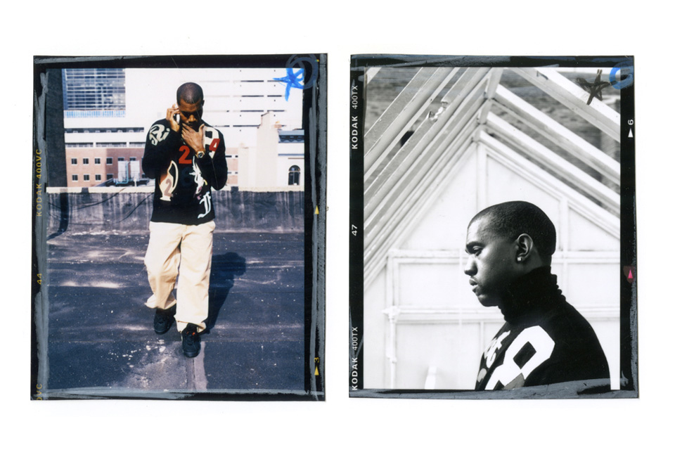 Jonathan Mannion's Never-Before-Seen Photos of Kanye West from the Early 2000s