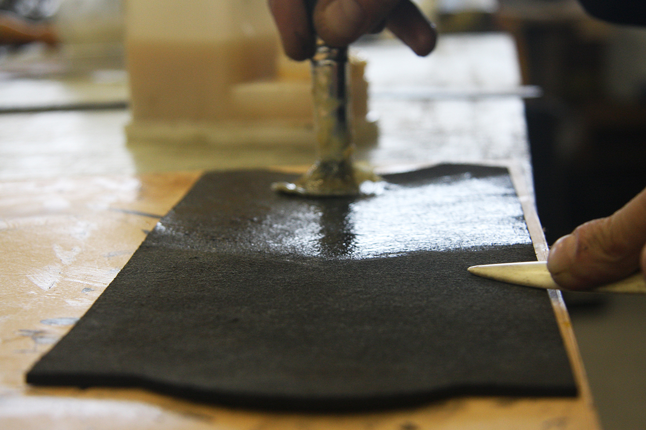 Joya Shows the Manufacturing Processes Behind Its Oliver Ruuger Collaboration