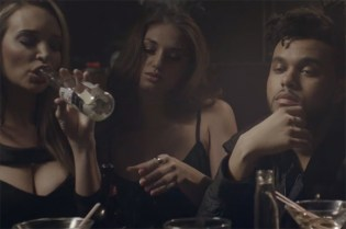 Juicy J featuring The Weeknd – One of Those Nights