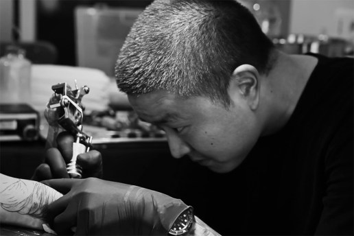 Jun Cha Redefines the Creative Process of Tattooing