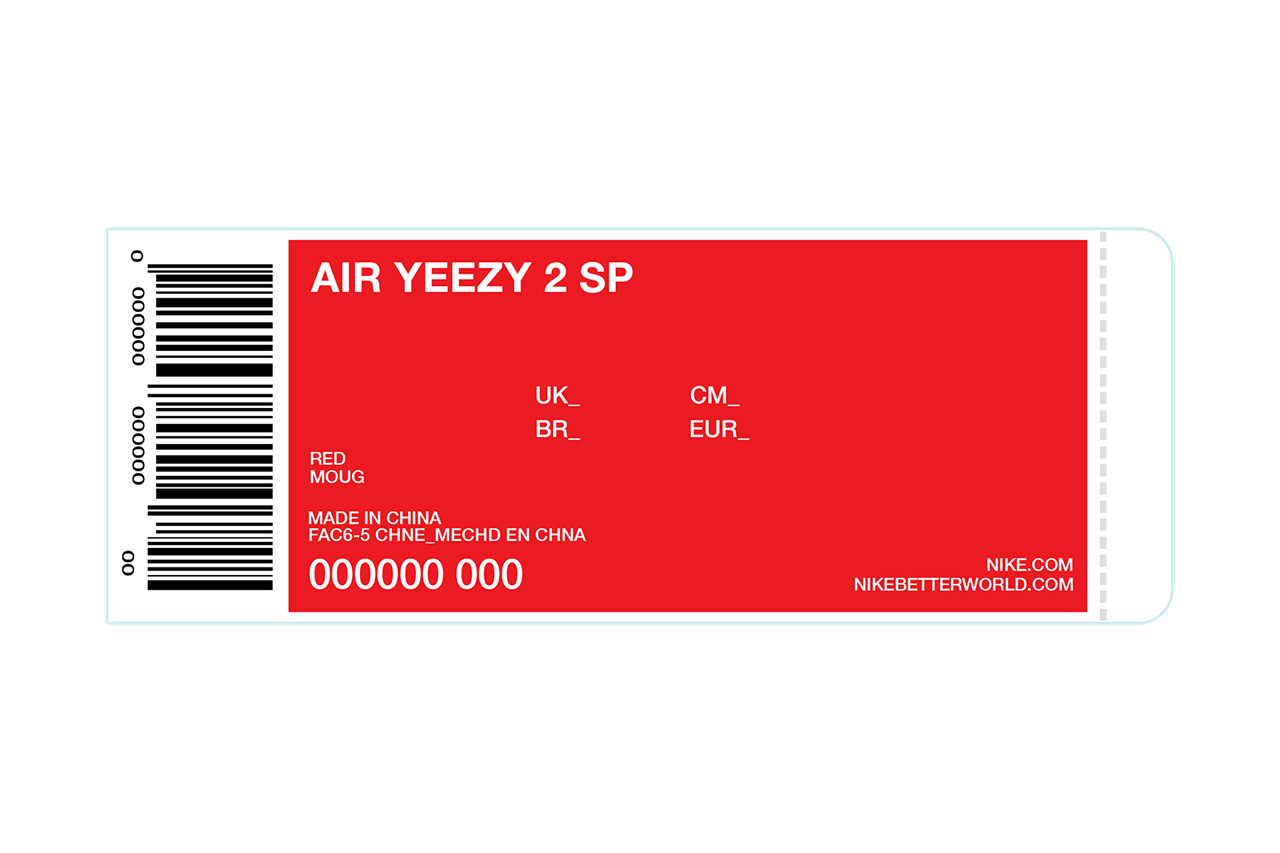 Kanye West Will Give Away 50 Pairs of the Upcoming Red Nike Air Yeezy IIs