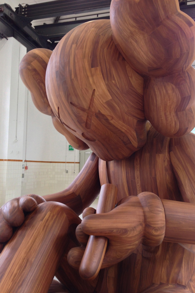"KAWS ""GISWIL"" Exhibition @ More Gallery"
