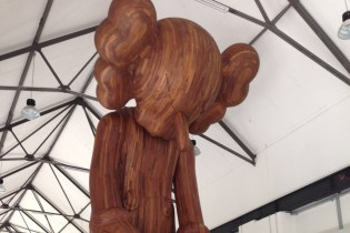 "KAWS ""GISWIL"" Exhibition @ More Gallery Preview"