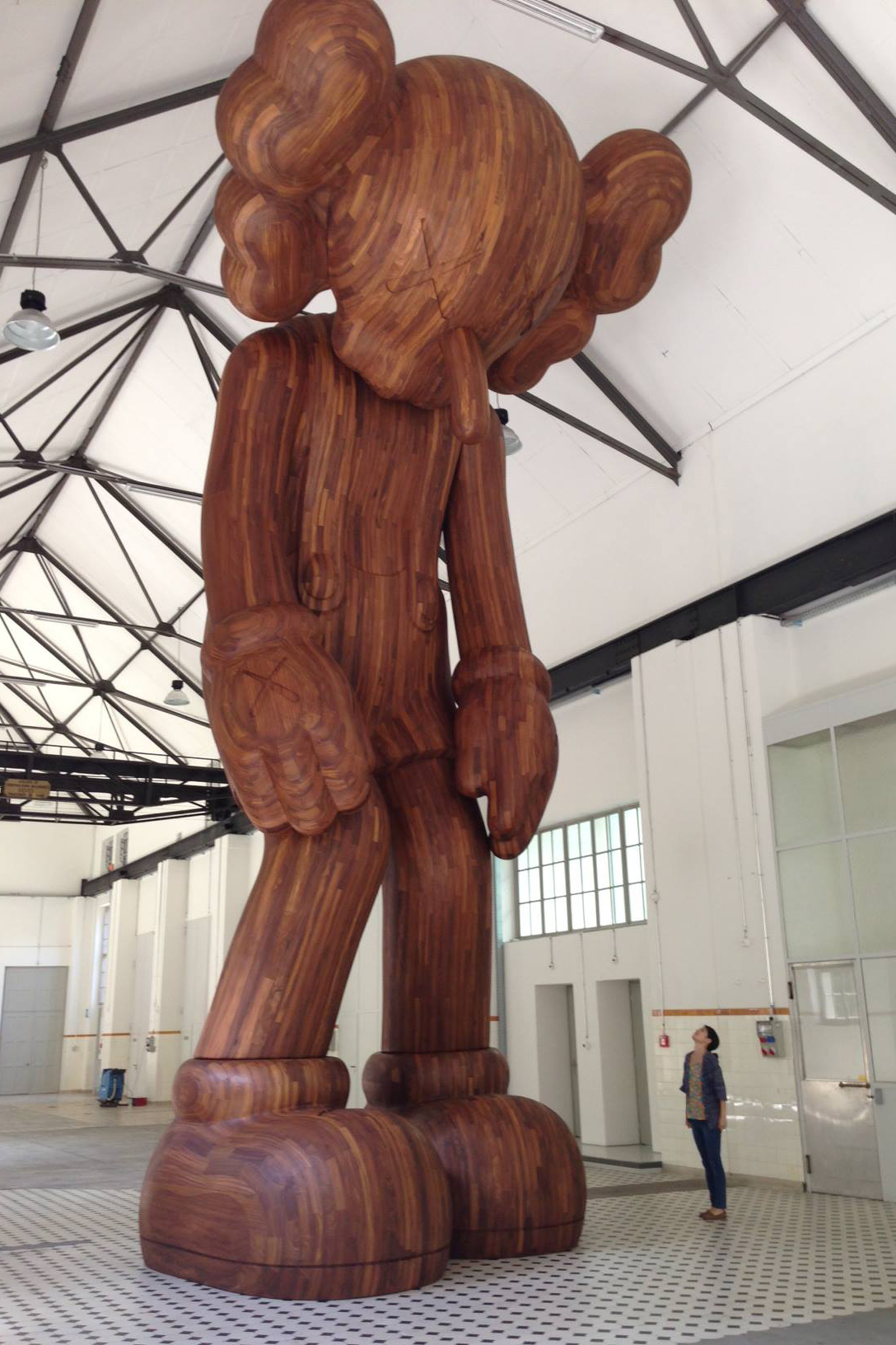 kaws giswil exhibition more gallery preview