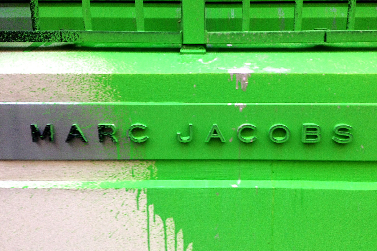 Kidult Tags Marc Jacobs Store Paris