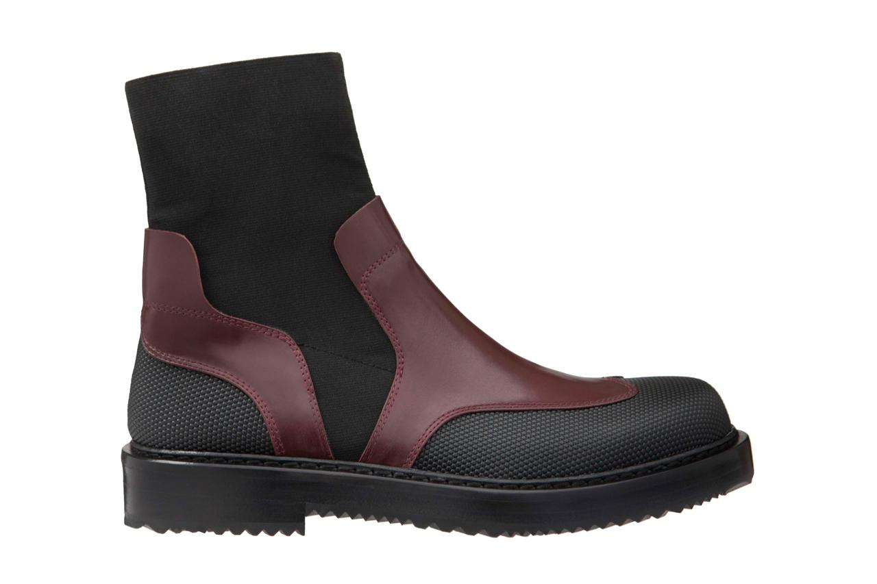 KRISVANASSCHE 2013 Fall/Winter Footwear Collection
