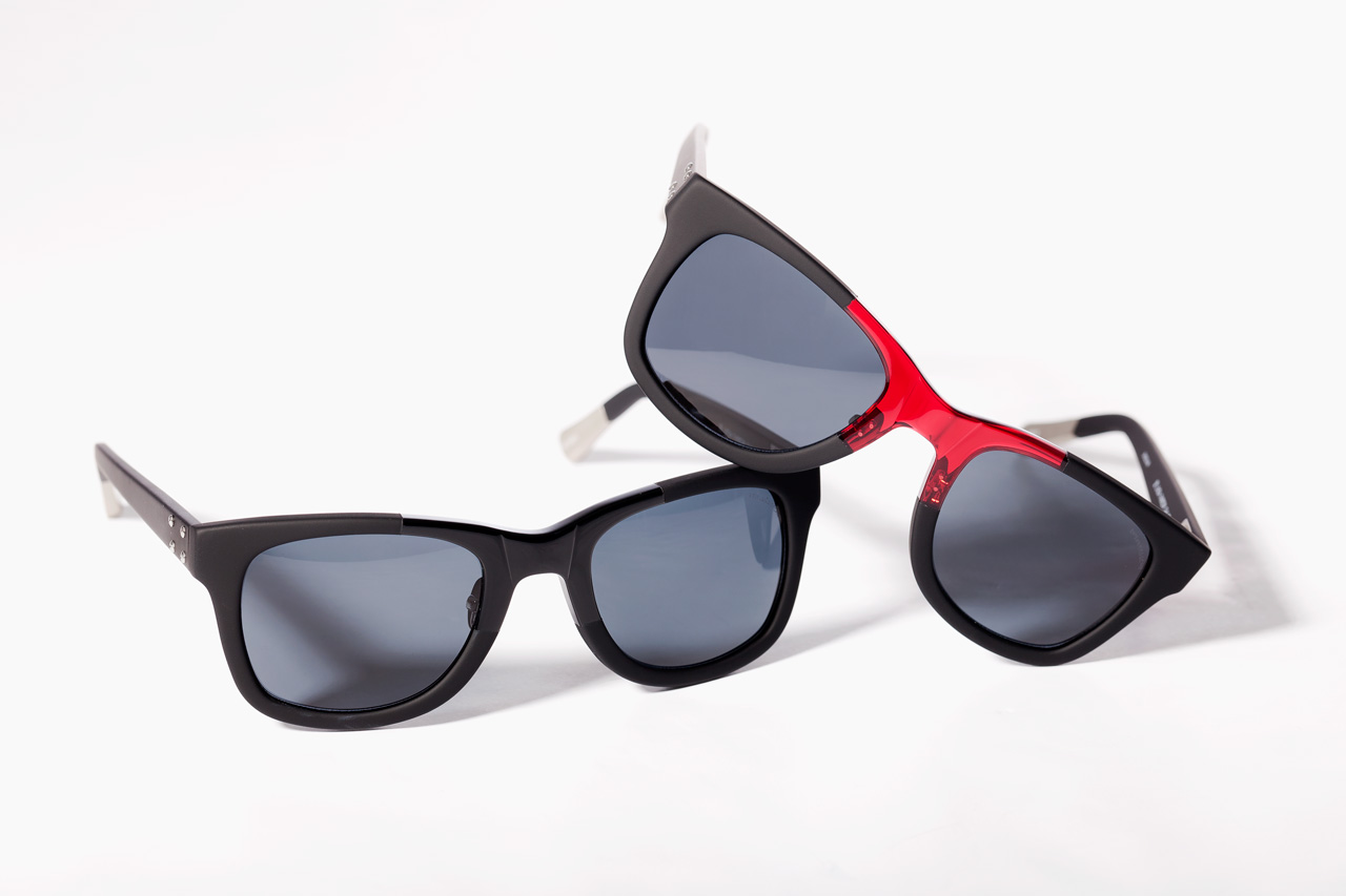 KRISVANASSCHE 2013 Sunglasses Collection