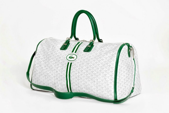 """Lacoste Celebrates its 80th Anniversary with the """"Maisons Francaises"""" Luxury Collection"""