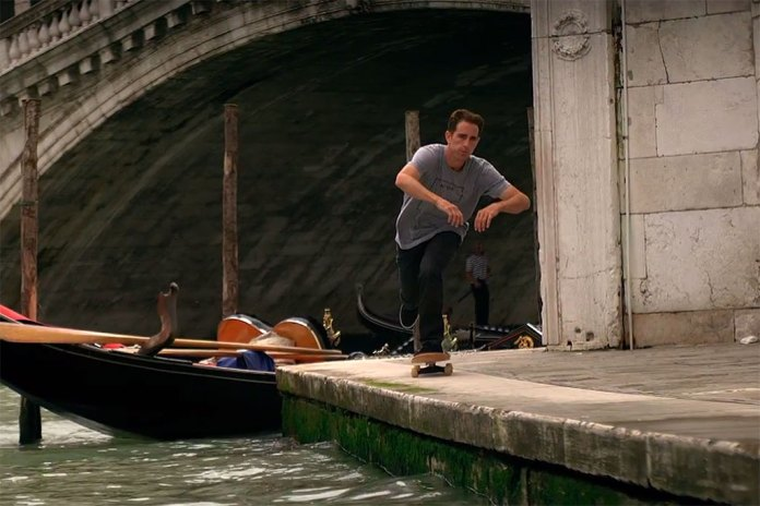 Lakai: Venice to Venice with Guy Mariano