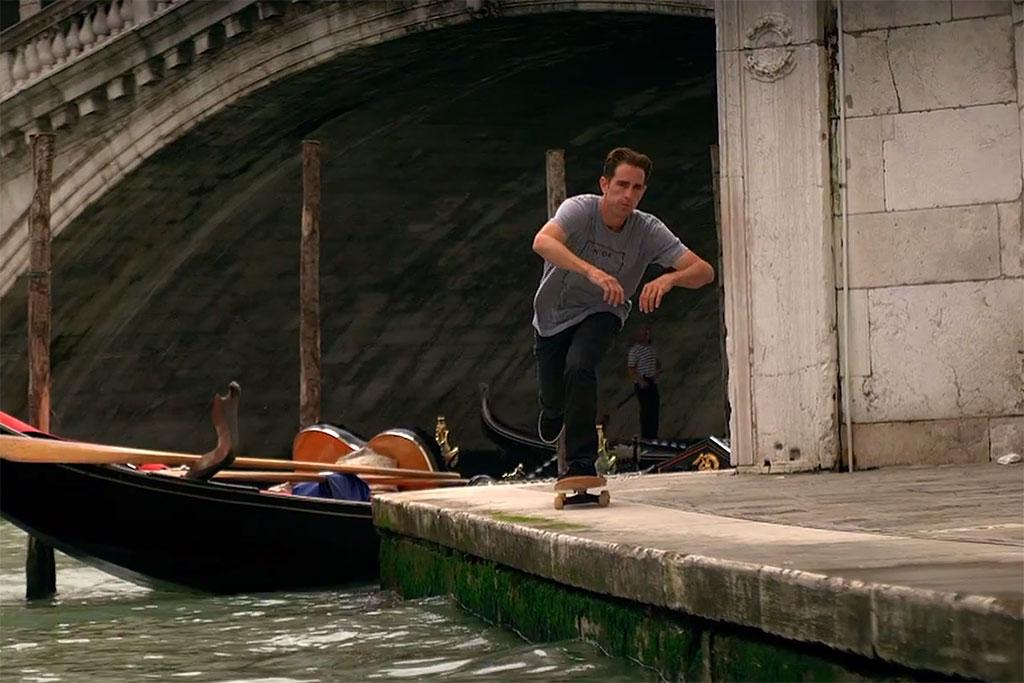 Lakai: Venice to Venice with Guy Mariano