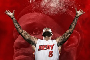 LeBron James Is the Next Cover Athlete for 2K14