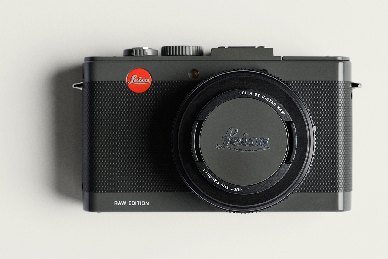 Leica D-Lux 6 'EDITION BY G-STAR RAW'