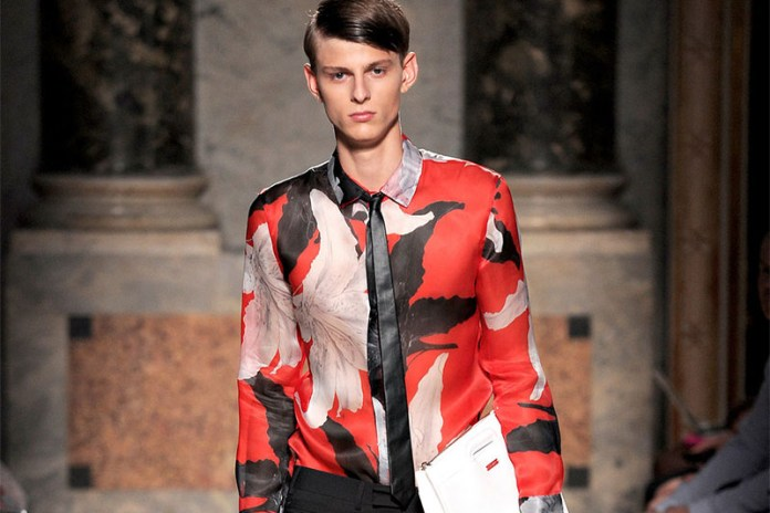 Les Hommes 2014 Spring/Summer Collection