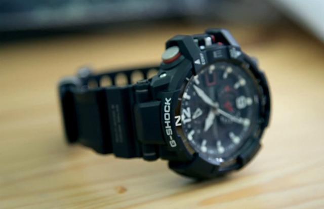 Lou Dalton x Casio G-Shock 2013 GW-A1100 Video