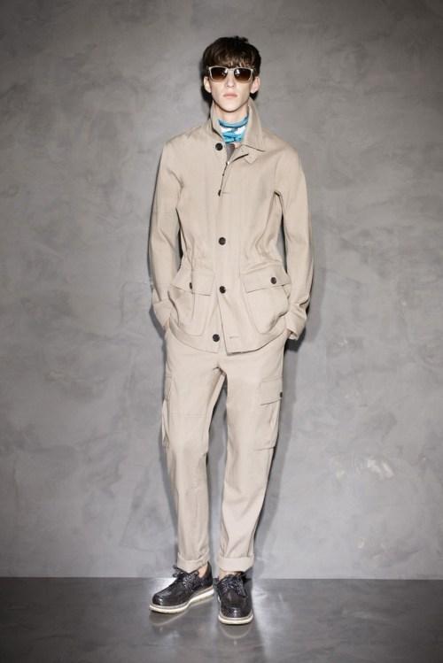 Louis Vuitton 2014 Pre-Spring Lookbook