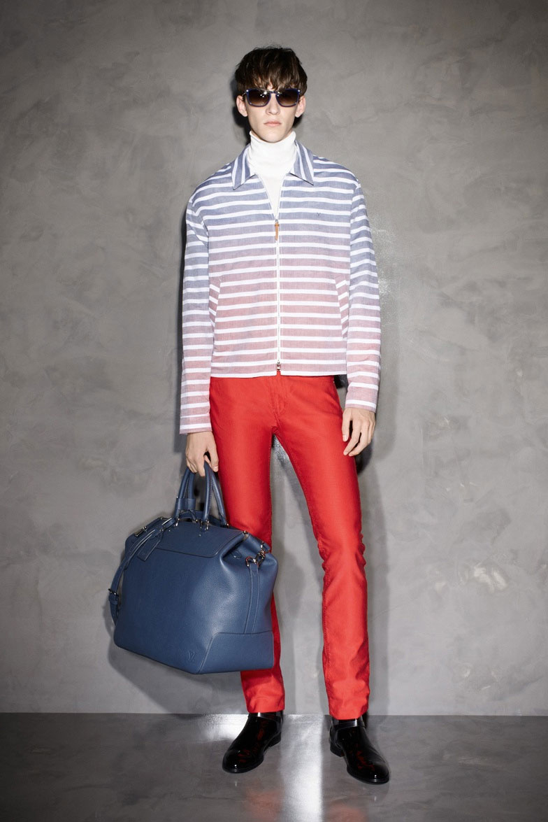 Louis Vuitton 2014 Pre-Spring Lookbook