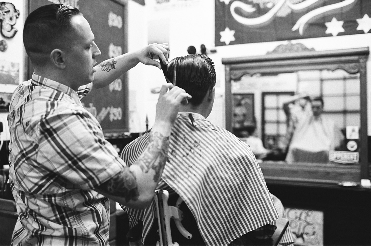 luke newman and steve purcell of uppercut deluxe talk about the grooming culture and style in australia