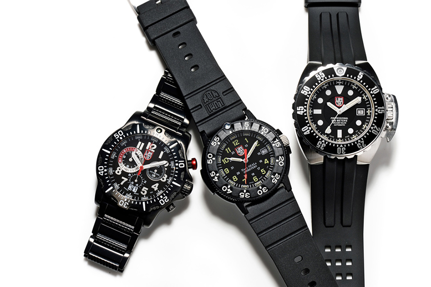 luminox 2013 spring summer collection