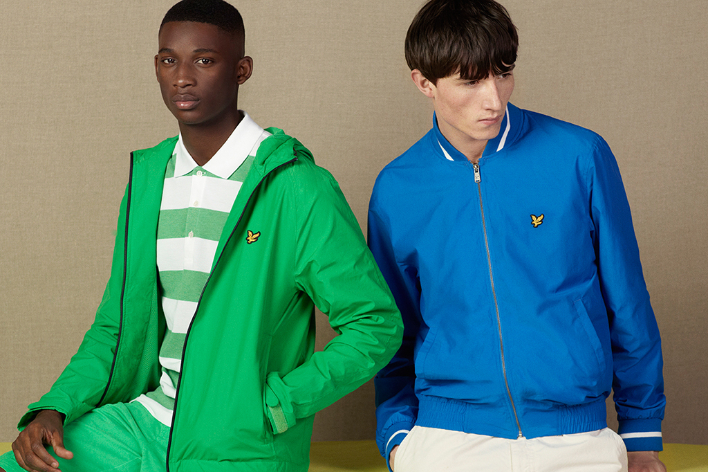 "Lyle & Scott 2013 Summer ""Classic British Sportswear"" Collection"