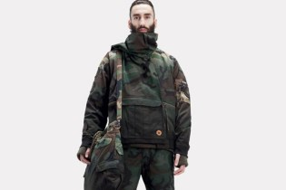 "maharishi 2013 Fall/Winter ""Pacifist Preppers"" Lookbook"