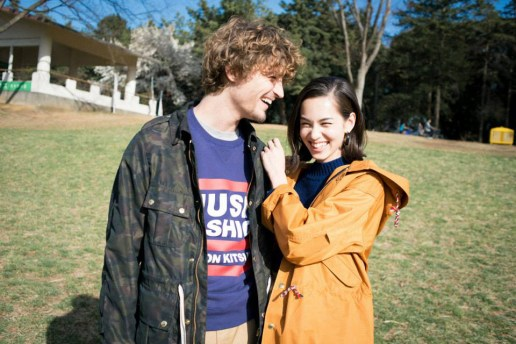 "Maison Kitsuné 2013 Fall/Winter ""High School Lovers"" Lookbook"