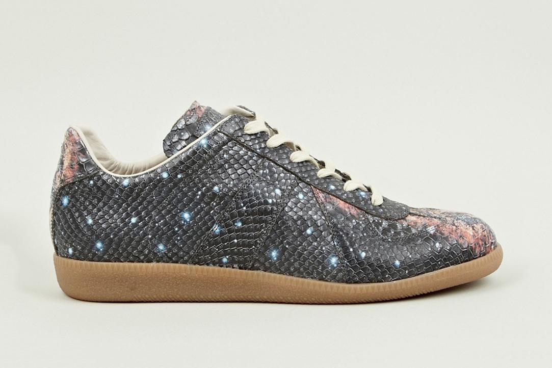 Maison Martin Margiela 2013 Fall/Winter Galaxy Replica Sneaker