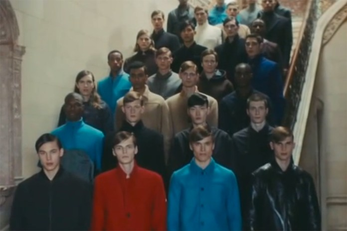 "Male Models Dressed in Thom Browne, Michael Bastian and Duckie Brown to Daft Punk's ""Get Lucky"""