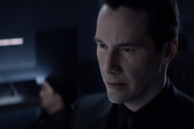 Man of Tai Chi Trailer Directed by Keanu Reeves