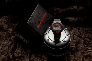 Manhattan Portage x Casio G-Shock 2013 DW-6900