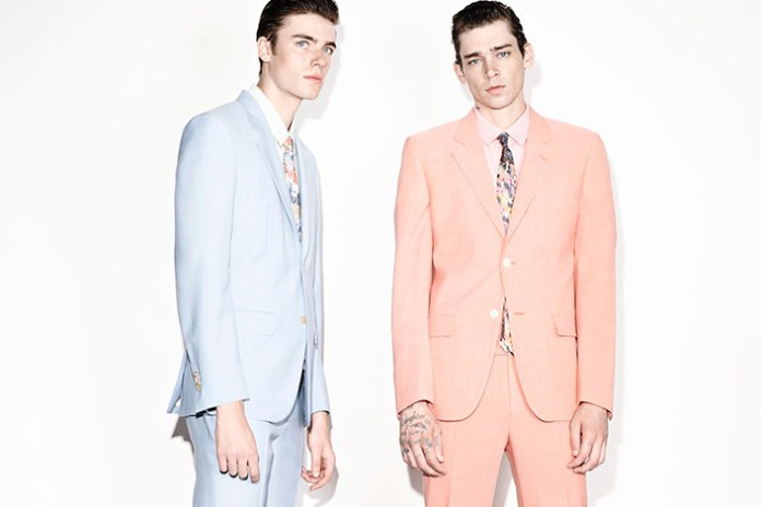 Marc Jacobs 2014 Spring/Summer Lookbook