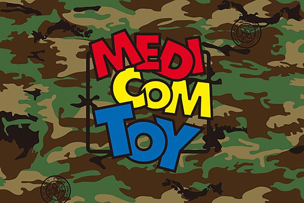 master-piece x Medicom Toy Pop-Up Store